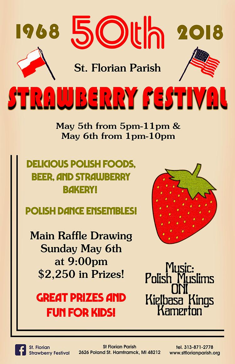 Strawberry Festival 2018
