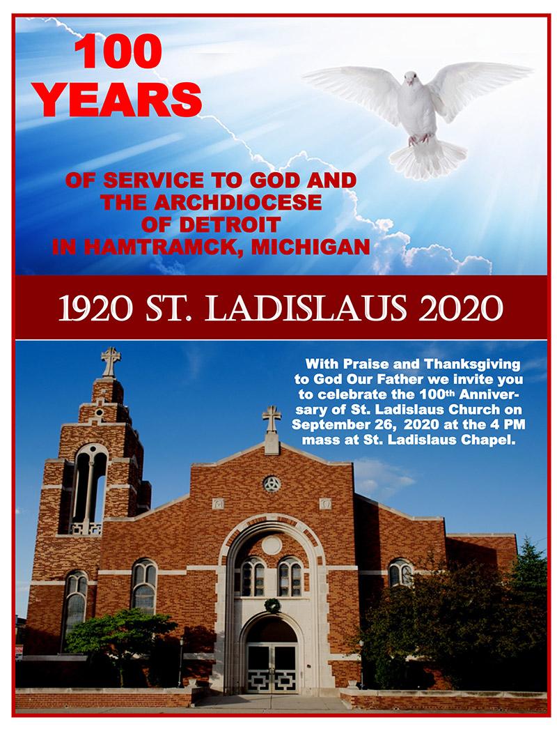 Jubileusz z okazji 100-lecia istnienia kościoła